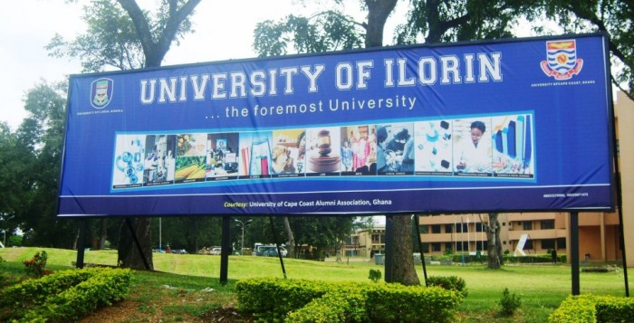 Unilorin method of admission