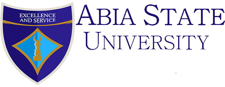 abia state university courses offered