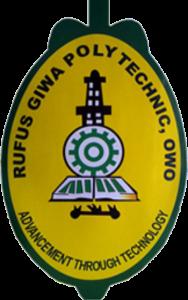 rufus giwa polytechnic cut off mark