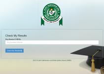check jamb result with registration number